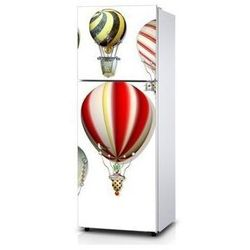 Naklejka na lodówkę - Majestatyczne balony - Naklejka laminowana