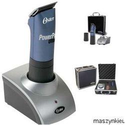 Oster Power Pro Ultra - profesjonalna maszynka dla weterynarzy i goomerów+ostrze nr 10