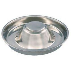 Miska dla szczeniaków, metalowa Rozmiar:4.0 l / o 38 cm