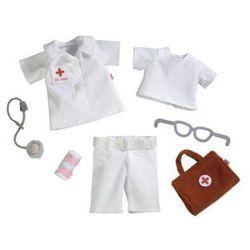 HABA Zestaw ubrań lekarskich dla lalek 30/34 cm 301223