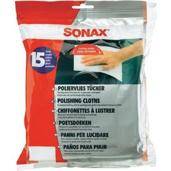 Ściereczki do polerowania Sonax 422200, 15 szt.
