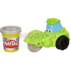 Wesołe pojazdy budowlane Play-Doh (wycinak)