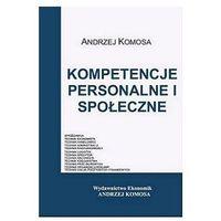 Kompetencje personalne i społeczne (2013) (opr. miękka)