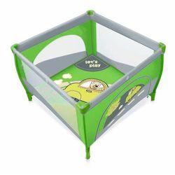 Baby Design, Kojec Play, Green 2016 Darmowa dostawa do sklepów SMYK