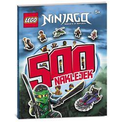 Lego Ninjago. 500 naklejek