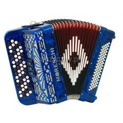 Moreschi 482 C 46(60)/2/3 80/4 akordeon guzikowy (niebieski) Płacąc przelewem przesyłka gratis!