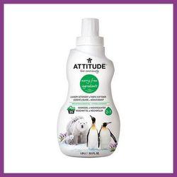 ATTITUDE Ekologiczny płyn do prania i płukania 2w1 Koncentrat - 1,05l