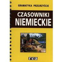 Gramatyka przejrzyście Czasowniki niemieckie (opr. miękka)