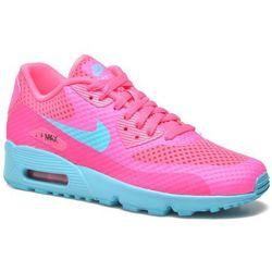 Tenisówki i trampki Nike Nike Air Max 90 Br (Gs) Dziecięce Różowe 100 dni na zwrot lub wymianę