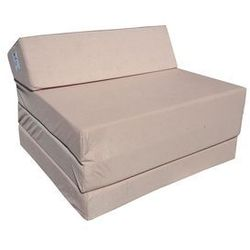 Fotel materac składany 200x70x10 cm - 1009