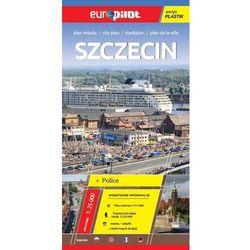 Szczecin. Plan miasta