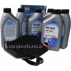 Filtr oraz olej skrzyni biegów Mobil ATF320 Mercury Marauder