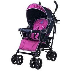 Caretero SPACER DELUXE wózek dziecięcy spacerówka lavenda