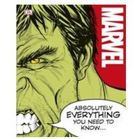 Marvel Absolutely Everything You Need To Know (opr. twarda)