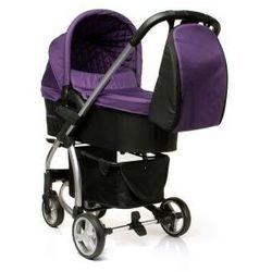 4Baby Atomic wózek dziecięcy wielofunkcyjny 2 w 1 + gondola Purple