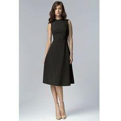 Sukienki MIDI - czarny - S62
