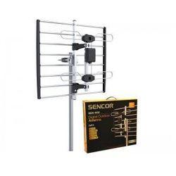 Antena zewnętrzna DVB-T SDA 600 SENCOR
