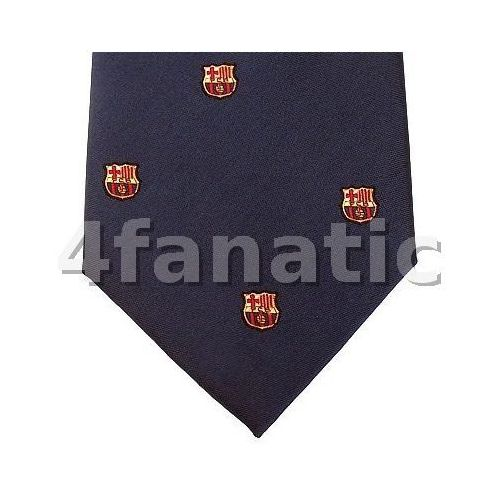 krawat FC Barcelona MLT