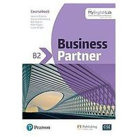 Business Partner B2 Coursebook with MyEnglishLab (opr. miękka)