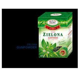 Herbata zielona liściasta Gun Powder Malwa 100 g