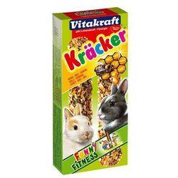 Vitakraft Kracker 2szt Królik Miodowy 112g [10627]