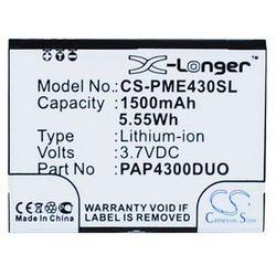 Prestigio MultiPhone 4300 Duo / PAP4300DUO 1500mAh 5.55Wh Li-Ion 3.7V (Cameron Sino)