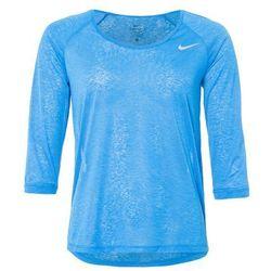 Nike Performance COOL BREEZE Bluzka z długim rękawem photo blue/reflective silver