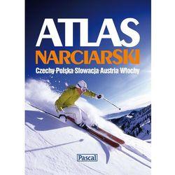 Atlas Narciarski. Czechy, Polska, Słowacja, Austria, Włochy (opr. twarda)