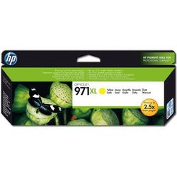 HP Tusz nr 971XL Yellow CN628AE