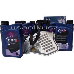 Filtr oleju oraz mineralny olej ATF III automatycznej skrzyni biegów Ford Mustang