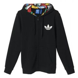 Bluza adidas ORIGINALS Tongue Labels Full-zip