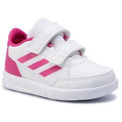 Buty adidas Yung 96 J DB2802 GretwoGrethrShopnk Półbuty dziewczęce szare w eobuwie.pl
