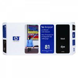 HP oryginalny głowica drukująca C4950A, No.81, black, HP DesignJet 5000, PS, UV, 5500, PS, UV