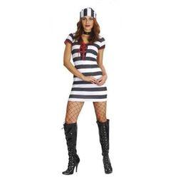 Więźniarka Sexy - M - przebrania dla dorosłych