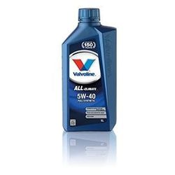 VALVOLINE ALL CLIMATE 5W-40 1L