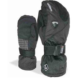 rękawice snowboardow LEVEL - Fly Jr Mitt Black (01) rozmiar: 6,5 (JR XL)