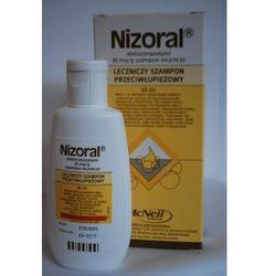 Nizoral szampon 0,02 g/1g 60 ml