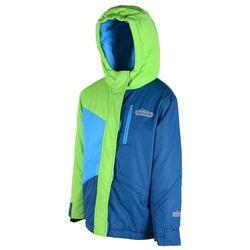 62d662d800497 PIDILIDI kurtka narciarska dziecięca 110 niebieski - BEZPŁATNY ODBIÓR:  WROCŁAW!
