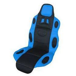 Pokrowce na siedzenia Compass RACE czarno- niebieski