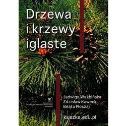 Drzewa i krzewy iglaste (opr. miękka)