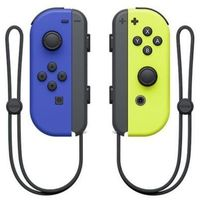 Kontroler NINTENDO Switch Joy-Con Pair Neon Niebieski/Żółty