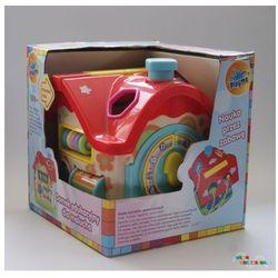 Domek edukacyjny dla dzieci Playme + GRATIS
