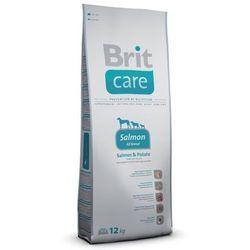 Brit Care Salmon & Potato All Breeds karma hipoalergiczna dla psów