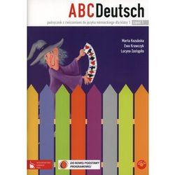 ABC Deutsch 1 Podręcznik z ćwiczeniami +CD (opr. miękka)