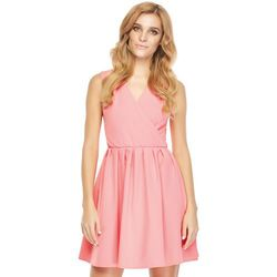 Sukienka Mila w kolorze arbuzowym