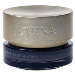 JUVENA Skin Regenerate Rich Night Cream bogaty krem na noc do skory suchej i bardzo suchej 50ml
