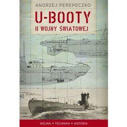 U-booty II wojny światowej (opr. miękka)