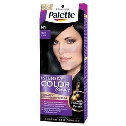 Palette Intensive Color Creme Farba do włosów Czerń nr N1