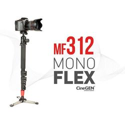 MonoFlex™ 312, monopod do aparatu, z głowicą kulową