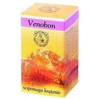 Venobon wspomaga krążenie żylne i włośniczkowe 60 kaps.